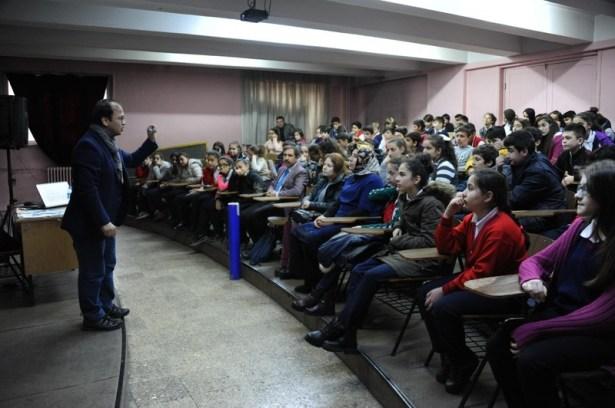 Geleceğin Zonguldaklı yazarları BEÜ tarafından yetiştiriliyor