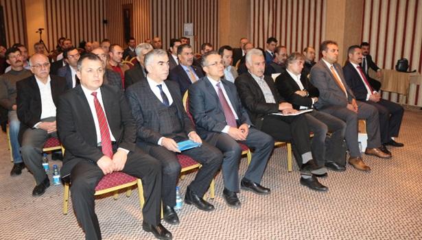 GMİS taban eğitim seminerleri devam ediyor