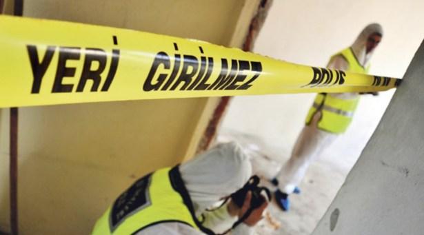 Zonguldak'ta boğazı kesilmiş erkek cesedi bulundu