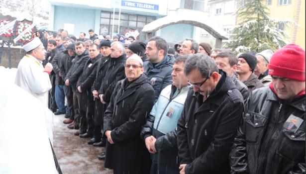 GMİS Genel Sekreteri Arslan ebediyete uğurlandı