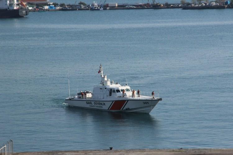 İzinsiz yabancı balıkçı çalıştırmaya 90 bin TL para cezası