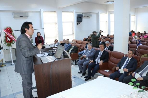 RAKKAS projesinin tanıtımı yoğun katılım ile yapıldı