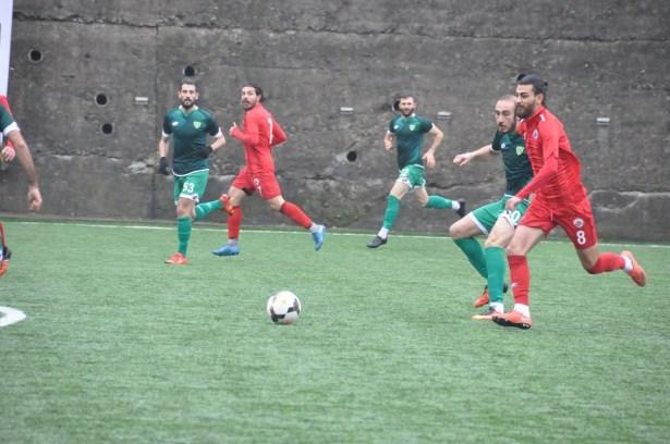 Kdz.Ereğli Belediyespor : 1 Keçiören Bağlum 0
