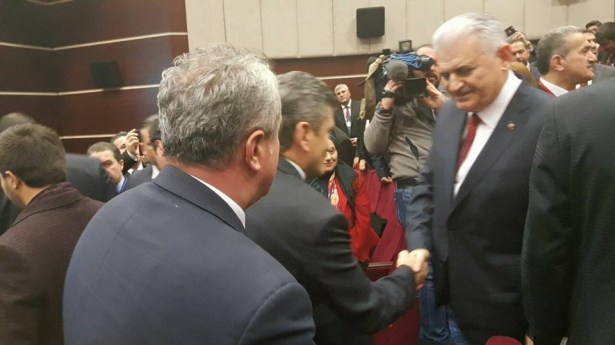 Tosun, İl Başkanları Toplantısı'nı değerlendirdi