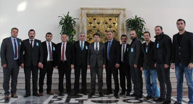 GMİS sorunları Ankara'ya taşıdı
