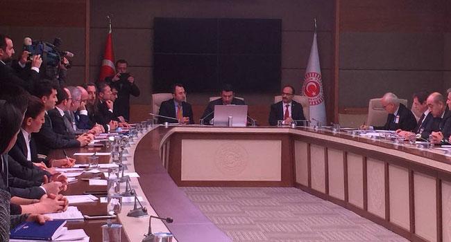 Forex Piyasası, Ulupınar başkanlığında görüşüldü