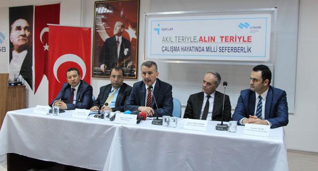 'Hükümetimiz Zonguldak'a özel çalışmalar yapıyor'