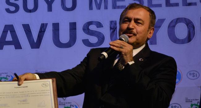 Bakan Eroğlu'dan Zonguldak vurgusu