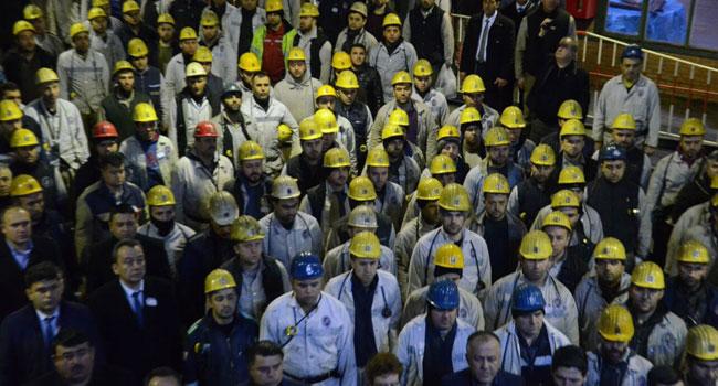 263 Madenci unutulmadı