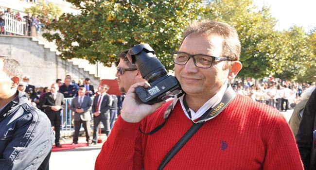 Gazeteci Fikri Kapan'ın acı günü