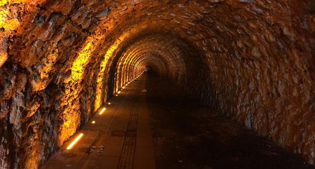 Tüneli incelediler