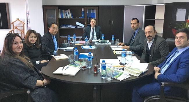 Çinli öğrenciler Türkçeyi BEÜ'de öğrenecek