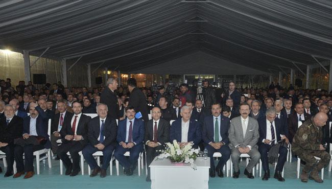Ticarete 'Modern Kapı' açılışında Zonguldak'tan da katılım var