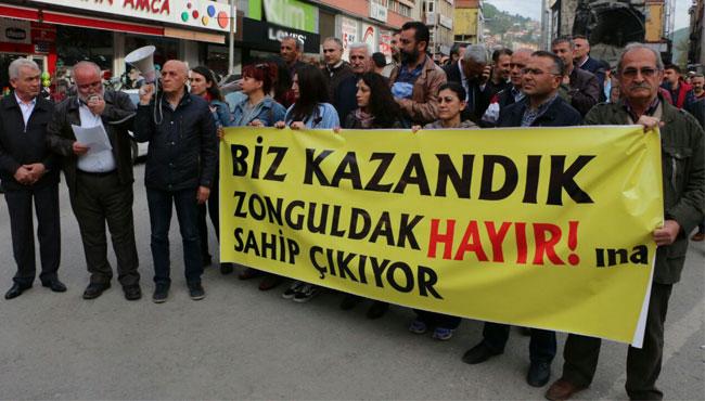 YSK protesto edildi
