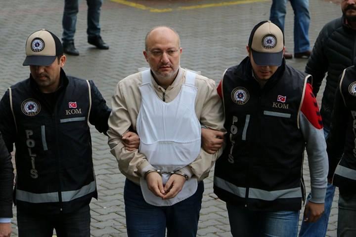 Rodos Adası'na kaçmaya çalışan imam tutuklandı
