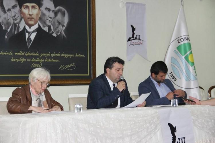 Kent Konseyi'nin 15'inci Genel Kurulu yapıldı