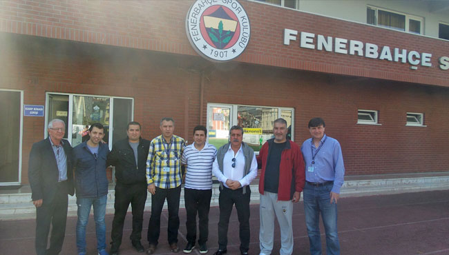 Zonguldak Ereğlispor - Fenerbahçe dostluğu