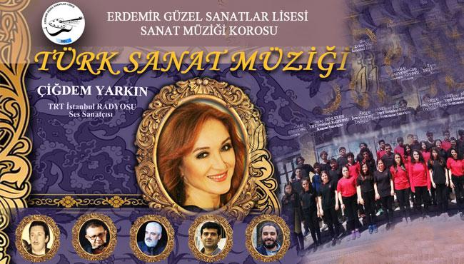 Ereğli, Türk Sanat Müziğine doyacak