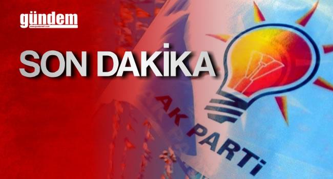 """""""AK Parti yeniden doğdu"""""""