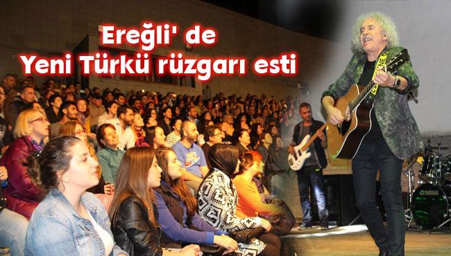 Ereğli' de Yeni Türkü rüzgarı esti