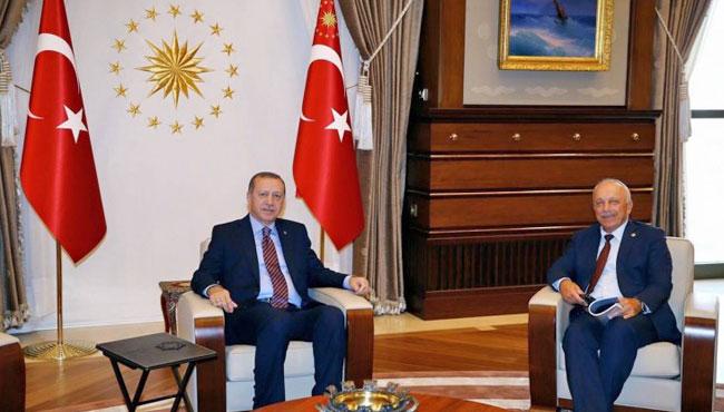Özbakır, iftarda Erdoğan ile biraraya gelecek