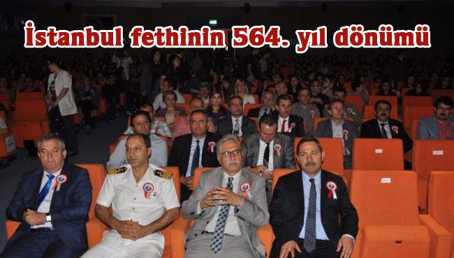 İstanbul fethinin 564. yıl dönümü