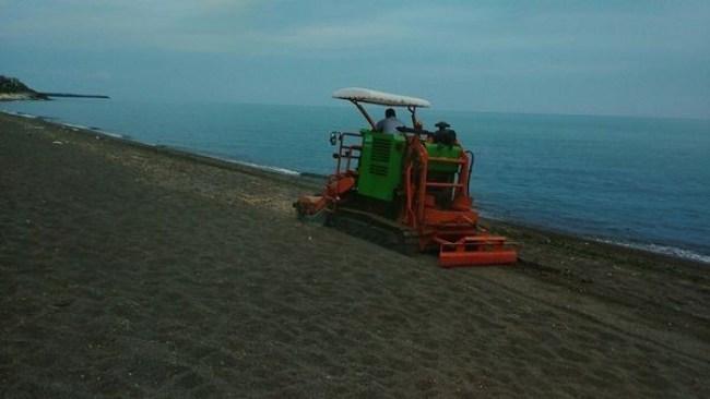 Akçakoca sahilleri yaza hazırlanıyor