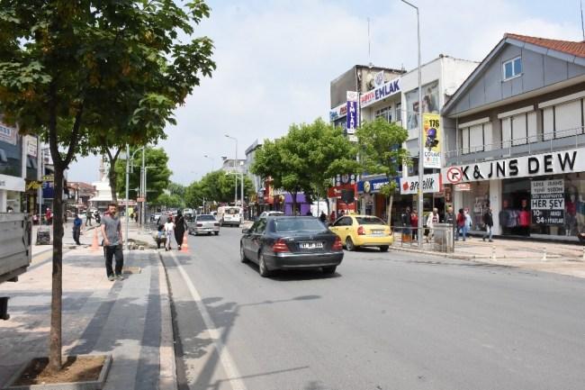 İstanbul caddesi hafta sonu kapanıyor