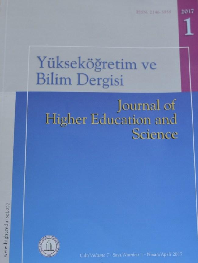 Bilim dergisi 2017 yılının ilk sayısı Çıktı