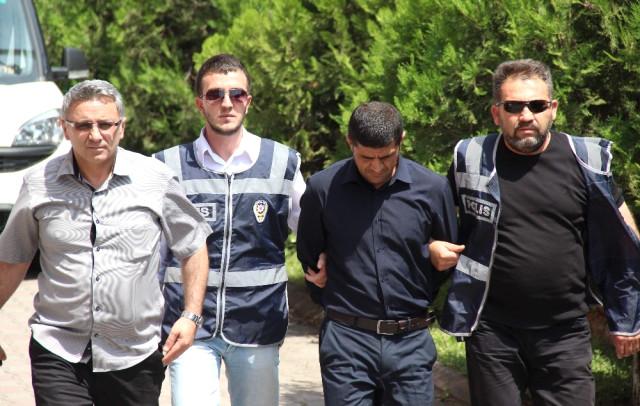 Hırsızlık Zanlısını Zonguldak'ta Yakalandı