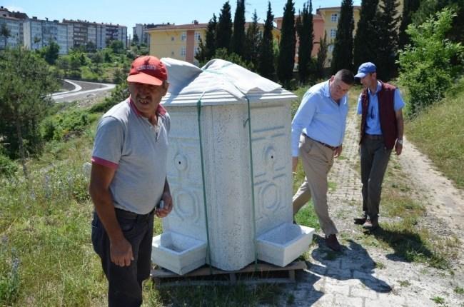 Mezarlıklar bayram ziyaretlerine hazırlanıyor