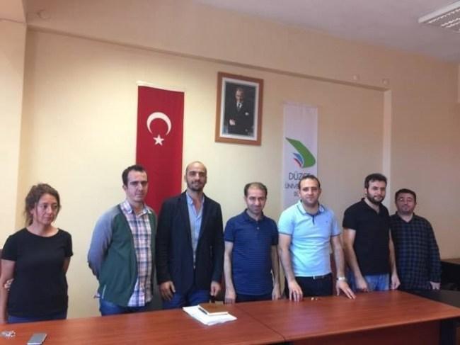 Teknoloji Transfer Ofisi; Birebir Toplantılar Gerçekleştir