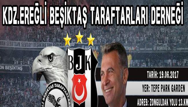 Beşiktaş Başkanı Orman Ereğli'ye İftara Gelecek