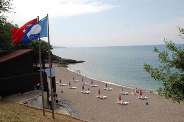 Plajlarda Sezon Hazırlıklarına Devam Ediyor.