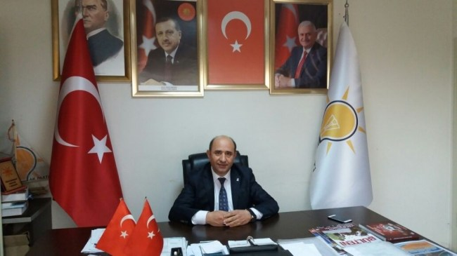 Başkan Özdemir'den; Kadir Gecesi Dolayısıyla Mesaj Yayımladı.