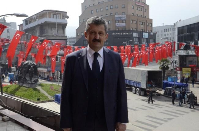 Başkan Tosun, Zonguldaklıları bayramlaşmaya davet etti