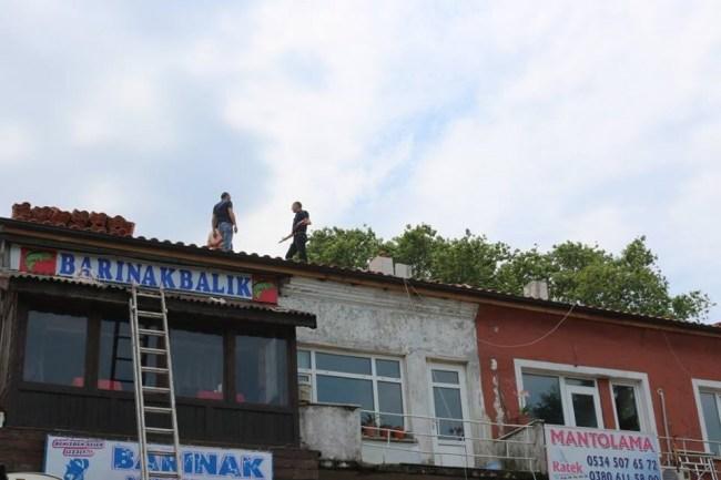 Sokak Sağlıklaştırma Projesi; 1.Etabı Tamamlandı.