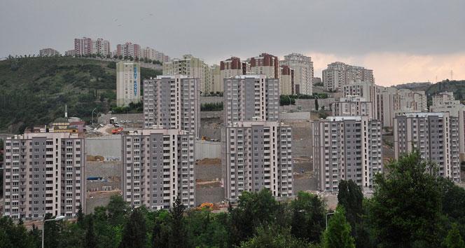 Mayıs 2017 konut satış istatistiklerini açıkladı.