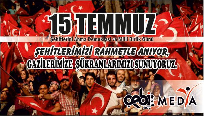 15  Temmuz Milli Birlik Günü