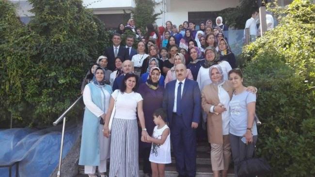 İllerden Gelen Şehit Yakınları Akçakoca'da Misafir Ediliyor