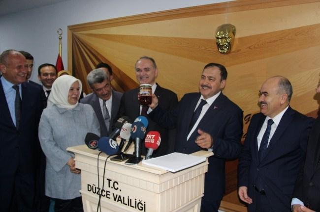 Bakan Eroğlu: Orman Köylüsü Arıcılık Yapmak İstiyor Ama.!