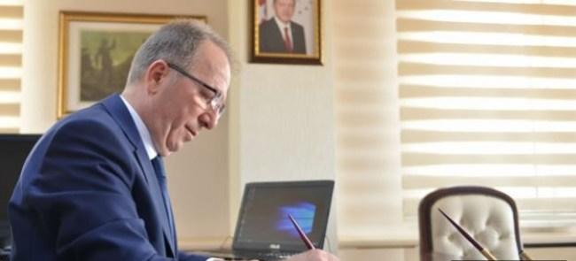 Rektörü Prof. Dr. Uzun'dan 31 ülkeye FETÖ mektubu
