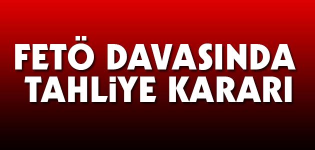 Karabük'teki FETÖ/PDY davasında Tahliye Kararı