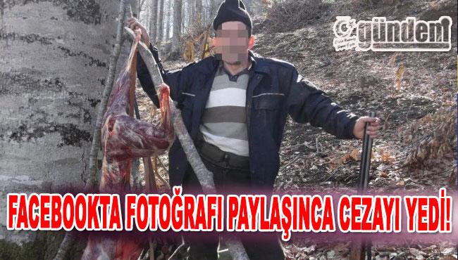 Facebookta Fotoğrafı Paylaşınca Cezayı
