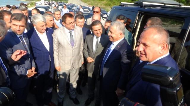 Başkan Çakır, Asfalt ekipleri Akçakoca'ya gelecek