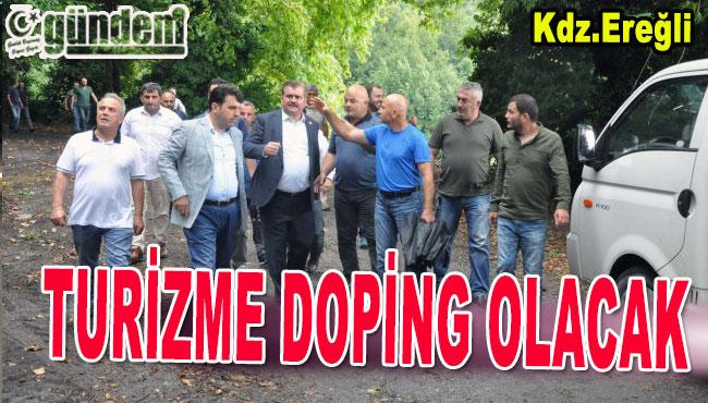 Turizme Doping Olacak