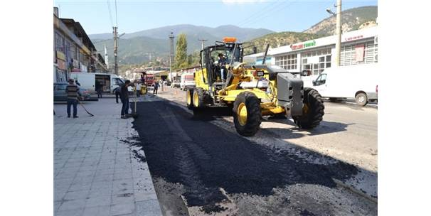 Karabük'te sıcak asfalt üretim tesisi kuruluyor