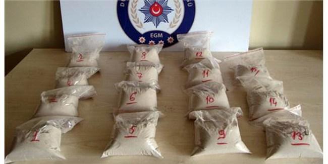 Düzce'de Zehir Ticareti operasyonu:  1'i kadın 3 şüpheli