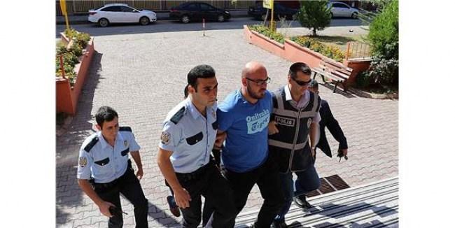Karabük'te silahlı soygun girişiminde gözaltına alındı