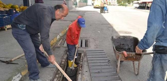 Karabük'te sel ve su taşkınlarına karşı önlem Alındı